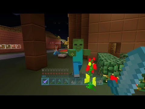 Minecraft Xbox The Final Race 128