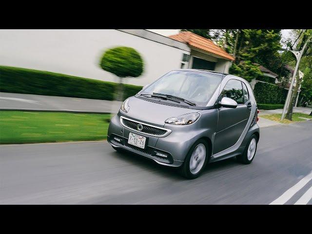 smart fortwo 2015 a prueba  Autocosmos