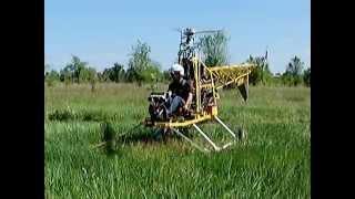 H5N1. Механические испытания вертолёта.