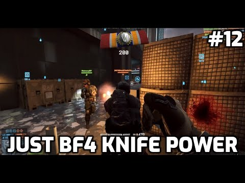 Bf4: Knife Power (#14) Nope.avi video