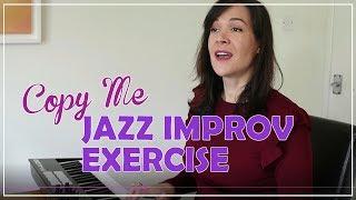 Copy Me Jazz-Scat Singing Exercise