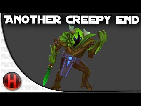 Dota 2 Fails - Another Creepy End