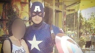 Captain America Dick Pics