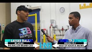 "Lavar Ball Interview on LaMelo Ball, Zion & Lonzo, BBB being ""dead,"" and if he will calm down w/ TPJ"