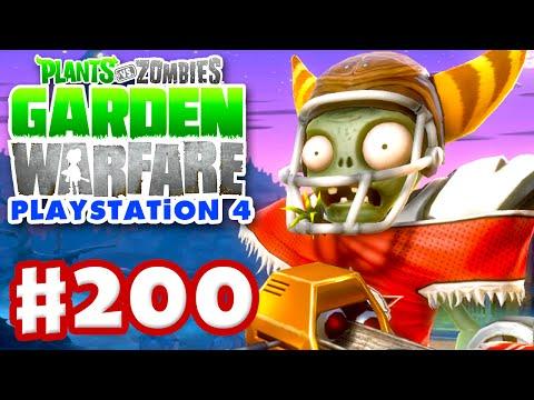 Plants vs. Zombies: Garden Warfare - Gameplay Walkthrough Part 200 - Playstation 4 Hats! (PS4)