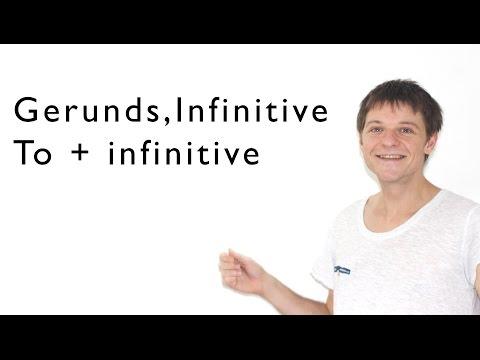 gerund and infinitive quiz pdf