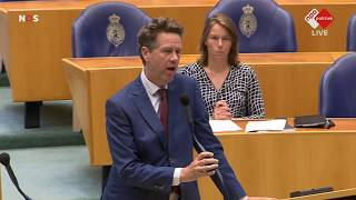 ★ Inbreng Martin Bosma in het debat over Discriminatie met Interrupties ★ 05-07-2017 HD