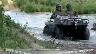 Amphibious ATV  - ARGO 8x8 750 HDi SE - Off road Vehicle