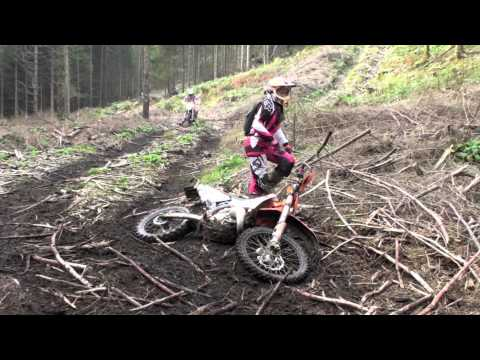 The Yorkshire Enduro - September 2012