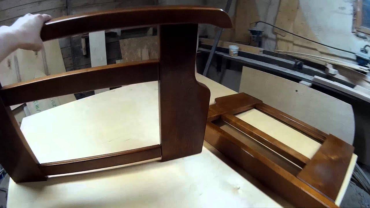 Изготовление подлокотников для дивана своими руками 13