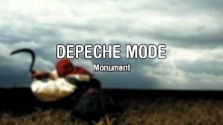 Watch Depeche Mode Monument video