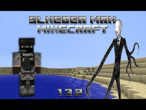 Minecraft 1.3.2 | Descarga e Instala Slender Man  O: