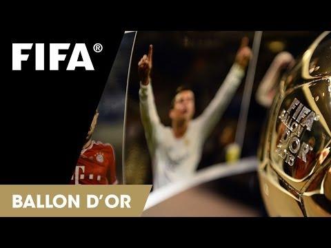FIFA Ballon d'Or Ceremony 2013 ... here it comes!