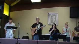 Shout unto God/ Hillsong song/ Done by Family without borders group