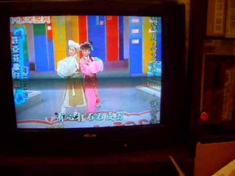 陳三五娘--益春留傘
