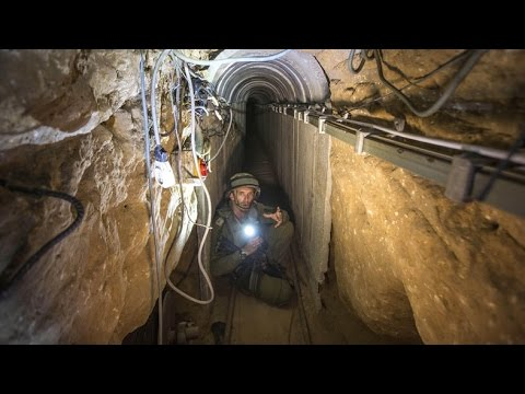Hamas militants die in Gaza tunnel collapse