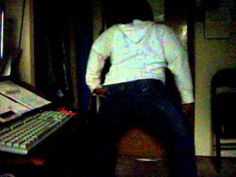 thick ass jamaican gyal...literally ;)