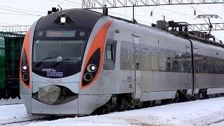 Speed train Hyundai rotem HRCS2-006
