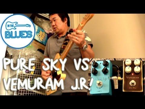 Pure Sky Overdrive $60 vs Vemuram Overdrive $400