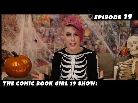 5 Favorite Horror Movies!  Halloween Episode.