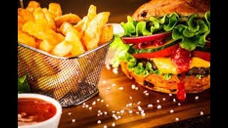 HOW TO MAKE MCDONALD'S MCVEGGIE BURGER | VEGGIE BURGERVeg Burger recipe |mcdonalds burger tikki