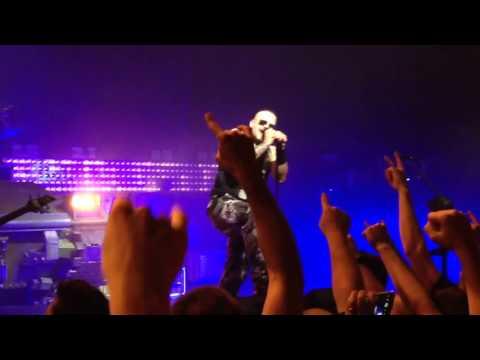Sabaton - Swedish Pagans (live) Kinosiska 9.2.2016