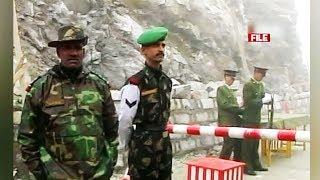 China, India border dispute hits 30-day mark