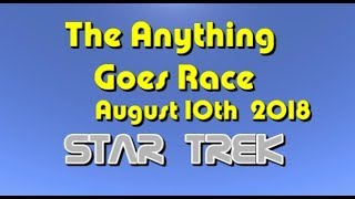 Anything Goes Race 2018  08  10 Star Trek