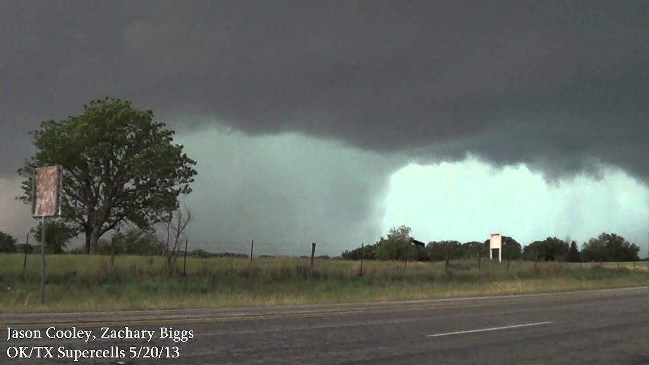 Dark Tornado Darkness 5/20/13 Tornado