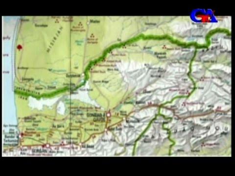 GünazTv Aug.9.2015 Gunorta Turkmenistan Ynsan Hukuklar Merkezi Avdygafur Caryar