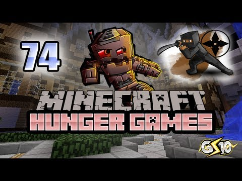 Minecraft Hunger Games Survival - Game 74 - Awesome Kill!