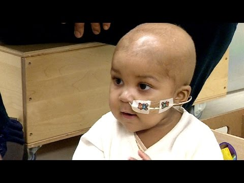 """Child's leukemia treatment could be """"a huge step forward"""""""