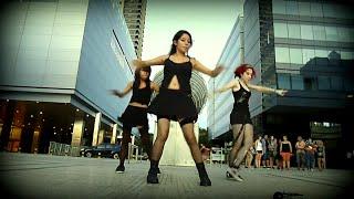 Industrial Dance ☢ Roh - Danii - Julii ☢ Puerto Madero