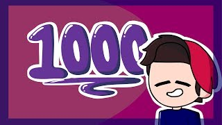 1000 SUBS! (Animation) (Channel Trailer) ft. Lots of peeps