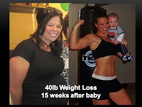 Losing weight fast during pregnancy