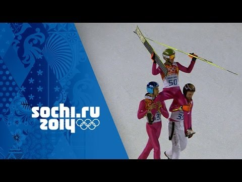 Ski Jumping - Men's Large Hill - Final - Stoch Wins Gold | Sochi 2014 Winter Olympics