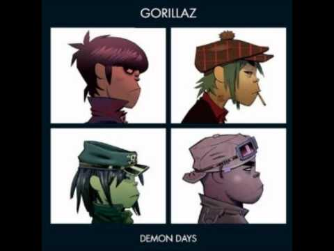 Gorillaz Rock the house