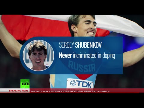 IOC Lifeline: Russia avoids Rio 2016 ban