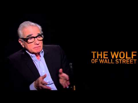 The Wolf Of Wall Street: Director Martin Scorsese Official Movie Interview