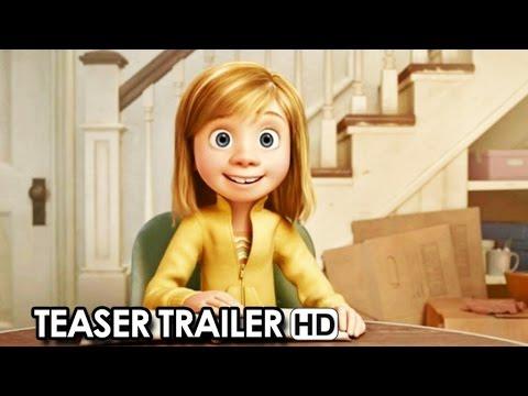 Inside Out Teaser Trailer (2015) - Disney Pixar Animation HD