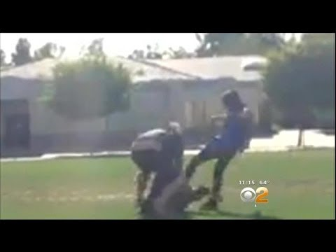 Caught On Camera: Brutal Beating Of Oc Teen Outrages Parents, School Officials video