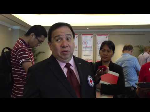 Richard Gordon speaks about Mary Jane Veloso's case, 2016 polls