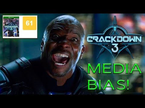 Crackdown 3 Review Scores Are TERRIBLE! The Media Bias Against Xbox Is Real!