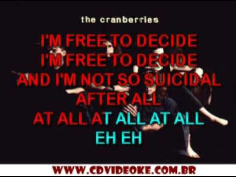 Cranberries, The   Free To Decide