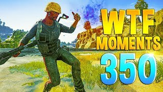 PUBG Daily Funny WTF Moments Highlights Ep 350
