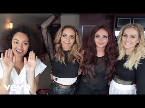 Little Mix - On The Road In The U.s. (vevo Lift): Brought To You By Mcdonald's video