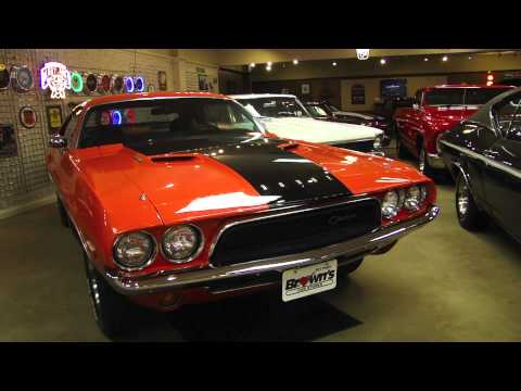 1972 Dodge Challenger 340 For Sale