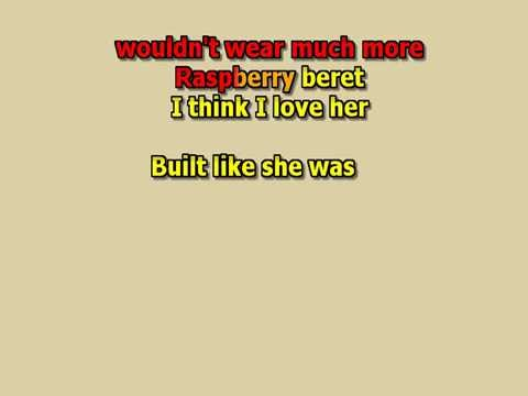 Raspberry Beret Prince mizo vocals  lyrics