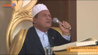 Mısırlı Kurra Hafız Dr.Ahmet Naina (Kuran Ziyafeti 27)