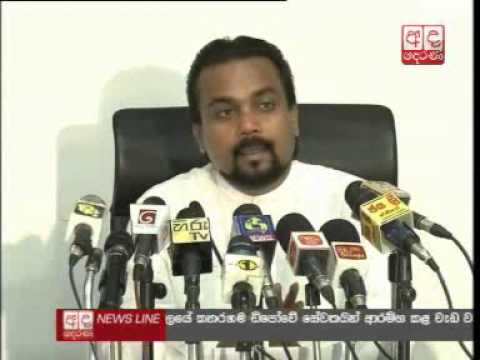 700,000 people living without proper homes -- Wimal
